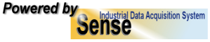 Powered by the Sense industrial data Acquisition